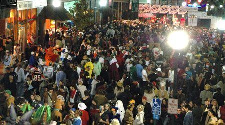 The 13th annual wild rumpus halloween celebration is coming in 2021. Athens Ohio Halloween Block Party Alchetron The Free Social Encyclopedia
