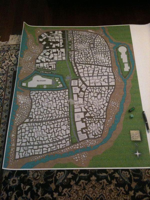 Beautiful ... The First Grognard S Paradise Cartography Greyhawk World Map Maps  Dungeon Matter Larenth The Beautiful S Map Greyhawk Poland Campaign  RPGnetWiki Celene