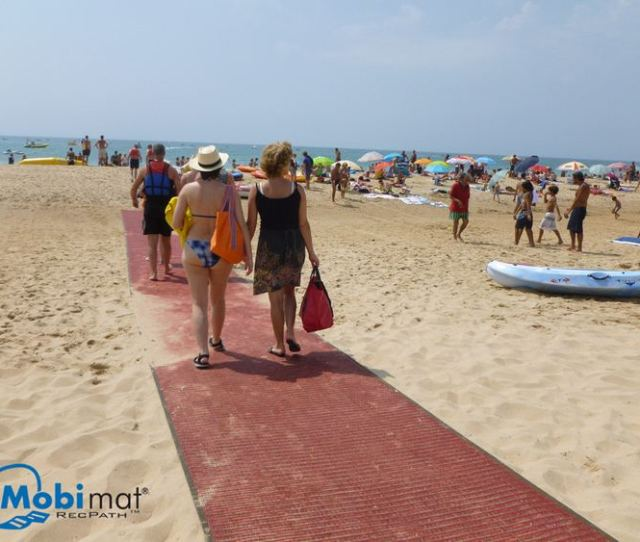 Gunnison Beach Mobimats For Gunnison Beach By Erika Horling Gravato Gofundme