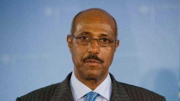 Image result for Seyoum Mesfin