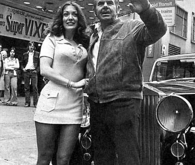 Shari Eubank Shari Eubank And Russ Meyer 1975 Cine Por Fuera Pinterest