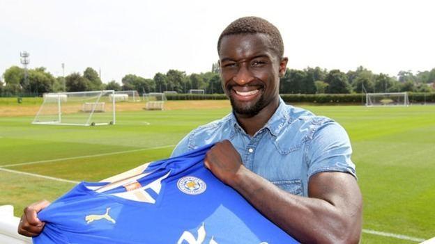 Zoumana Bakayogo à Leicester