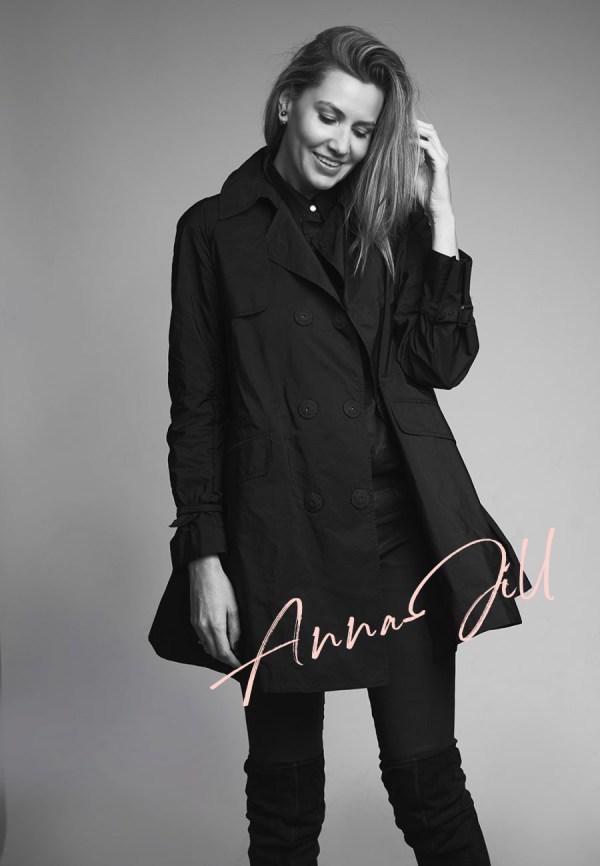 Portrait of Anna Jill for Alchimeia