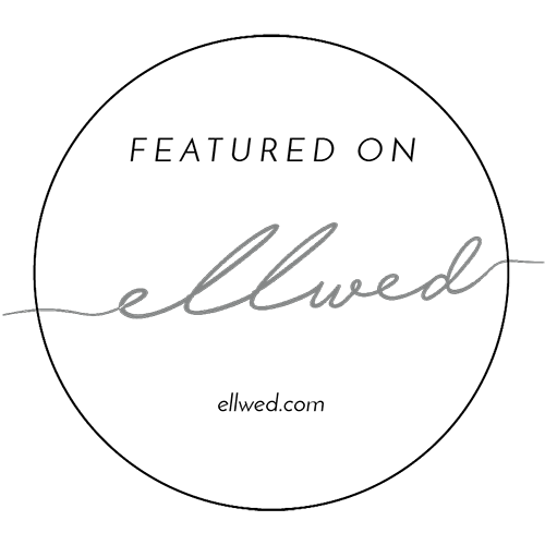 Featured on Ellwed Logo