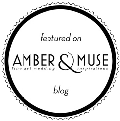 Featured on Ambers & Muse blog badge