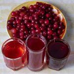 Σπιτικό βάμμα Cranberry
