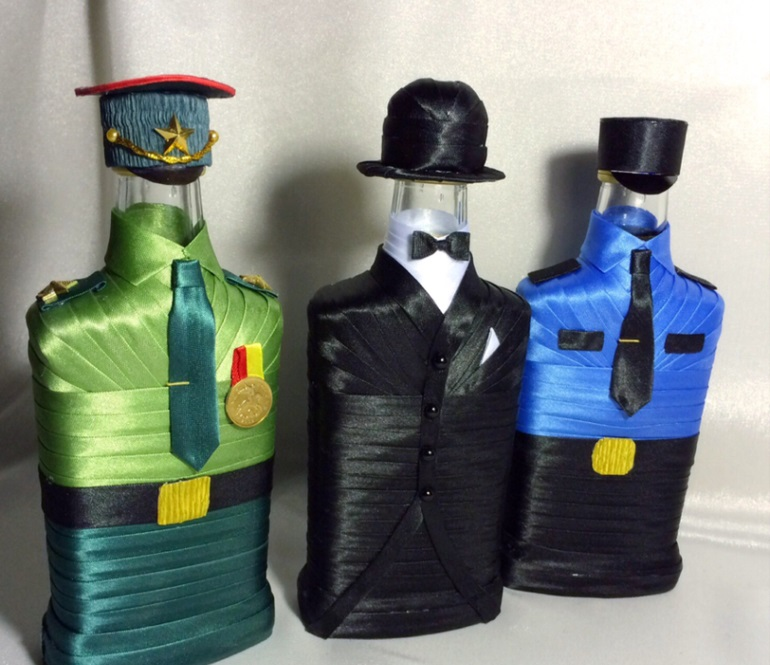 Какой алкоголь подарить мужчине водку или виски