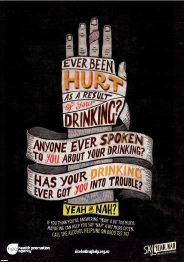 alcohol poster alcohol awareness