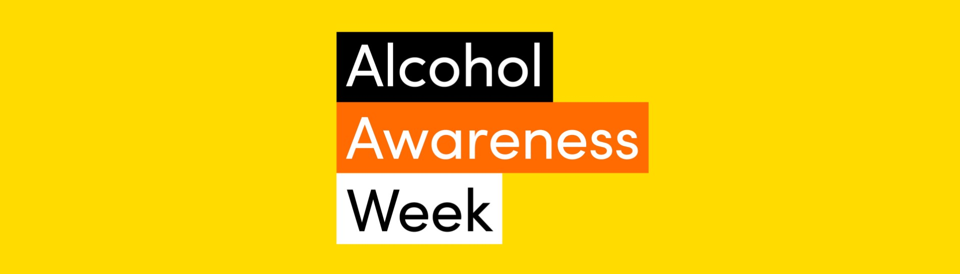 alcohol awareness week alcohol change uk