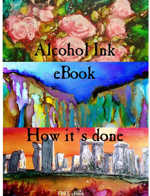 Recommended Reading & Resources for Alcohol Ink Art