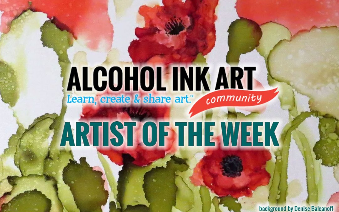 ARTIST OF THE WEEK:  Denise Balcanoff