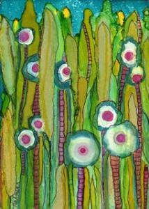 Moon Garden by Barbara Nahmias