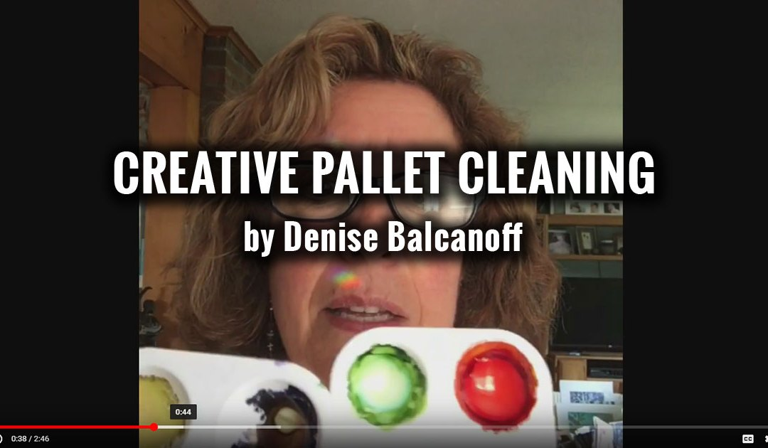 Creative Pallet Cleaning