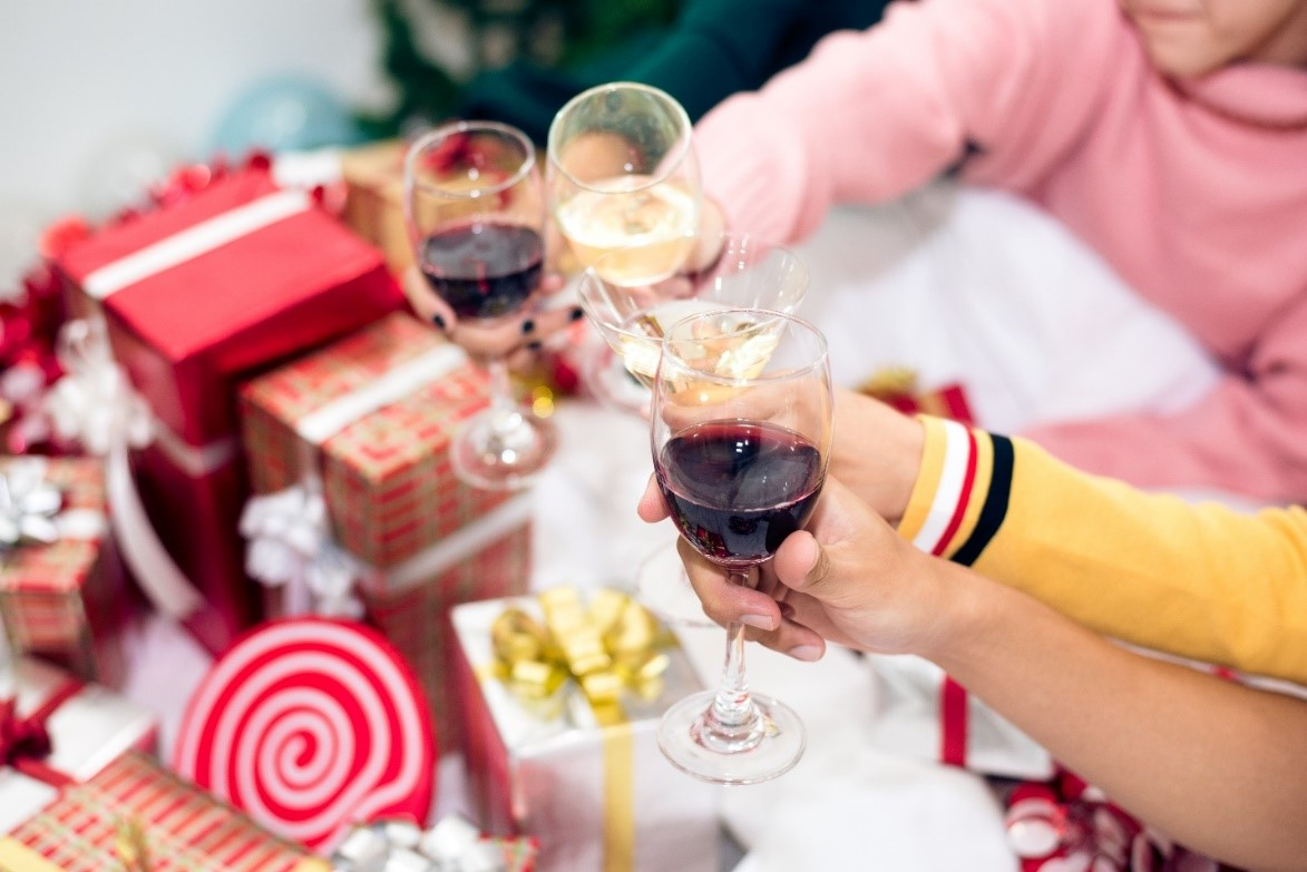 Alcohol Consumption during the Holidays