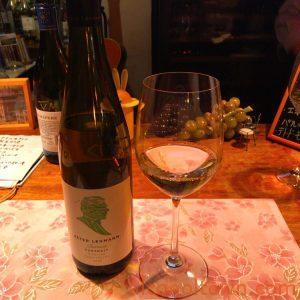 ワインの森 PAR AVION