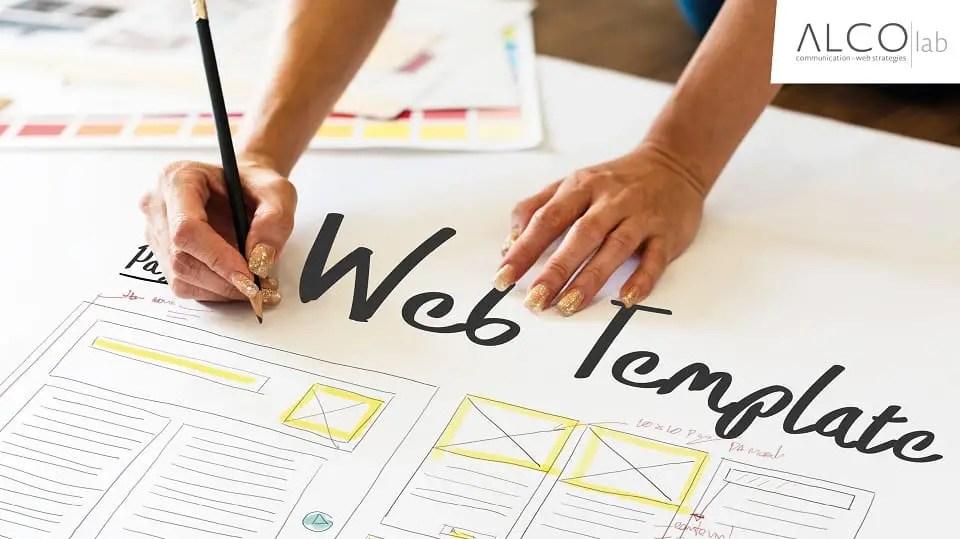 come creare homepage