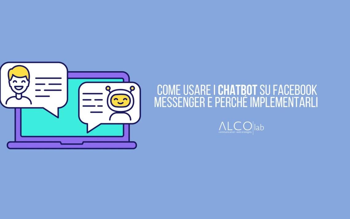 Come usare i chatbot su Facebook Messenger