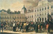 Motín en contra de las acciones de Manuel Godoy y en favor de Fernando VII.