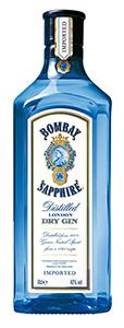 Джин «Бомбей сапфир» (Bombay Sapphire)