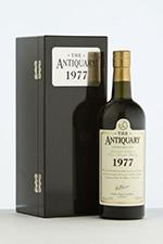 Винтажный и очень редкий виски Antiquary 1977 Rare Blended Scotch Whisky