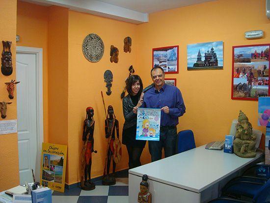 María y Luis de viajes Beduin en C/ Bailen 9 hacen despegar tus sueños viajando con su método único de asesoramiento personalizado