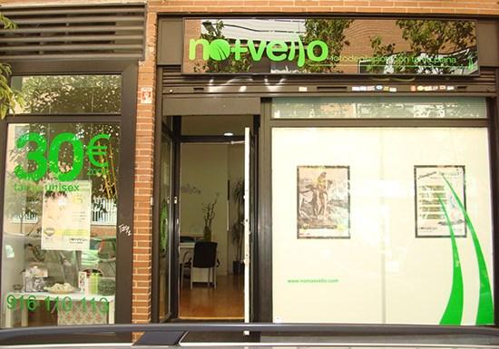 Rosa de No + Vello Alcorcón Libertad en C/ Parque Bujaruelo 17 tiene esta sorpresa para ti hasta el 5 de Enero