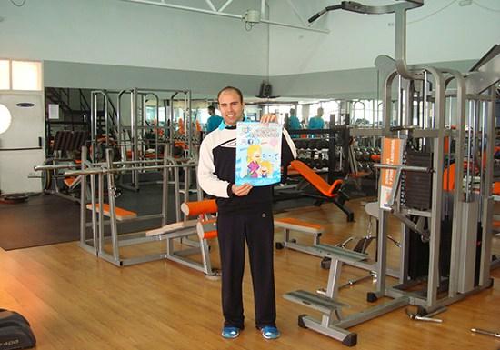 Bienvenido a Arpo Gym, desde hace 5 años es un gimnasio perteneciente a la Asociación deportiva Parque Ondarreta