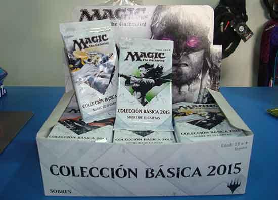 Nuevo punto de venta en Alcorcón de cartas Magic, para que juegues todos los viernes uniéndote a la comunidad de jugadores.