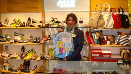 Passe zapaterías es una empresa familiar dedicada a la venta de calzado que nace en 1981.