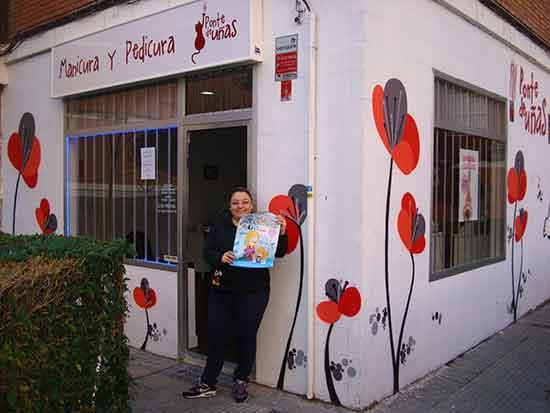 Centro de estética y belleza Ponte de uñas es una empresa local 100% de Alcorcón especializada en el sector de tratamientos de estética y belleza para tus uñas desde 2014.