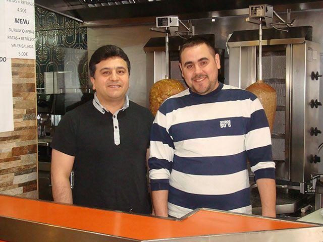 Bar Doner Kebab Kur2 te trae lo mejor de la comida turca en Alcorcón