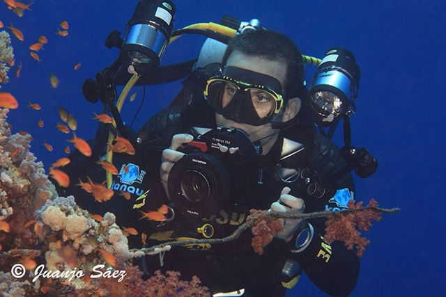 Kanau, expertos en material de fotografía submarina y en Alcorcón!!!
