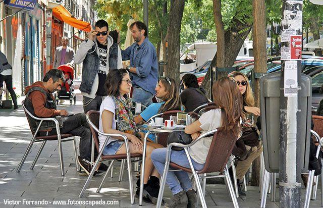 ¿Cuál es tu terraza preferida en Alcorcón?