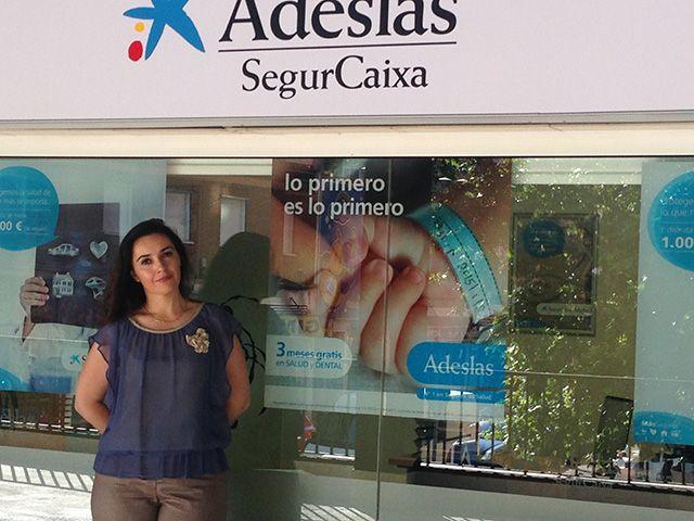 Seguros Básico Familiar en Adeslas Alcorcón
