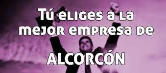 Ahora ya puedes votar por la mejor empresa de Alcorcón.