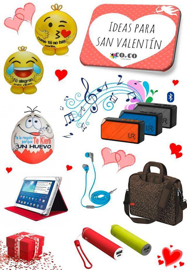 San Valentín en Consumibles Co&Co