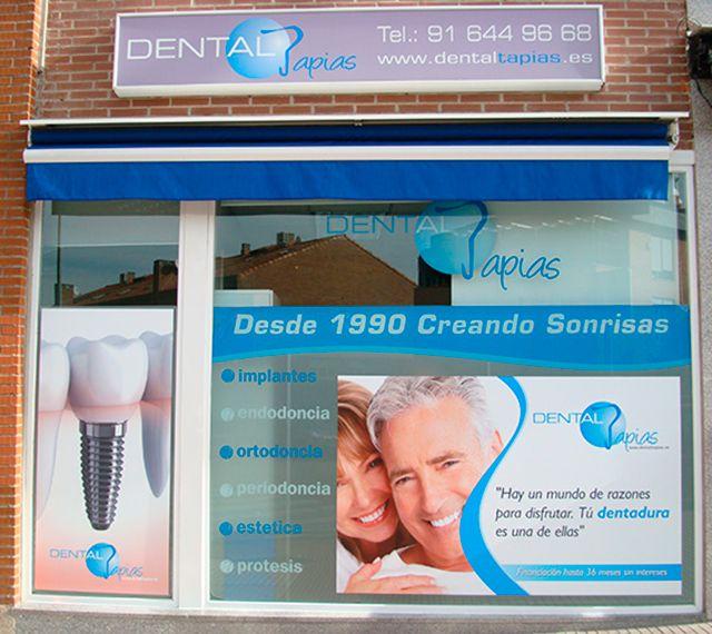 Charla sobre realidad o ficción de Implantes Dentales en Alcorcón