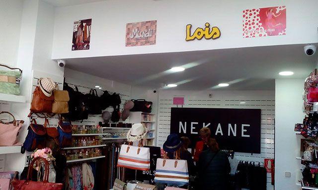 Nekane tu tienda de Bolsos y Complementos en Alcorcón