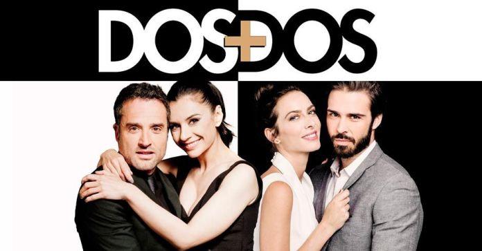 La comedia Dos más Dos llega este sábado al Teatro Buero Vallejo