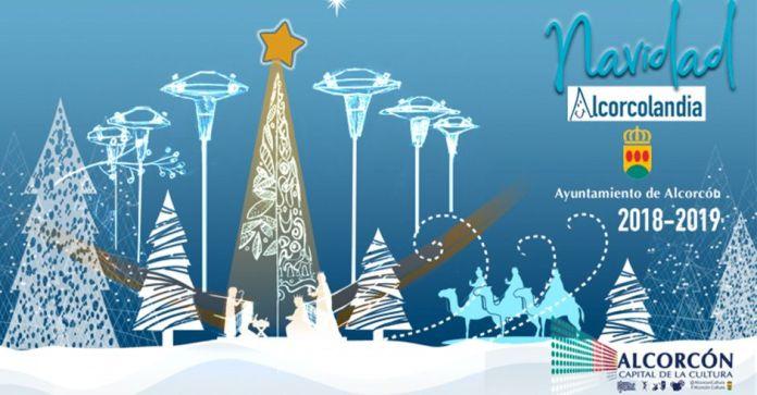 Programa de fiestas de Navidad en Alcorcón 2018