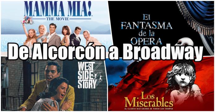 De Alcorcón a Broadway