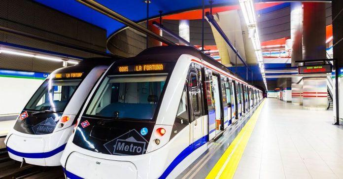 Maquinistas de Metro de Madrid