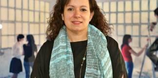 Laura Pontes en Ciudadanosde Alcorcón