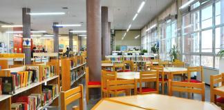 El servicio de bibliotecas municipales de Alcorcón