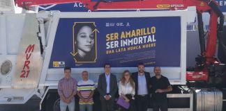 Ser amarillo es Ser inmortal en Alcorcón