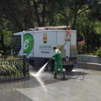 Alcorcón limpio el reto de 400 profesionales