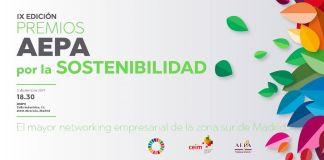El 3 de diciembre IX edición de los Premios AEPA Alcorcón