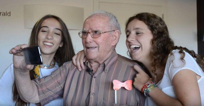 Adopta un Abuelo en Alcorcón