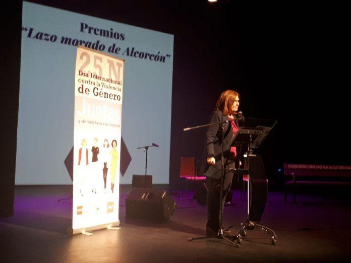 Alcorcón entrega los Premios Lazo Morado