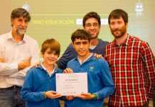 El Colegio Alkor de Alcorcón premiado en SIMO Educación 2019